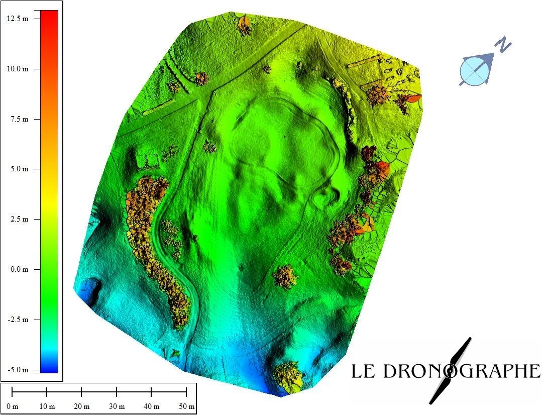 le dronographe photo drone geneve vaud DEM MNT Photogrammetrie